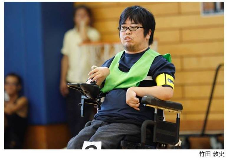 竹田敦史選手